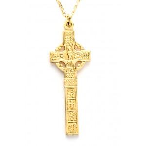 Gold Ogham Ardboe High Cross