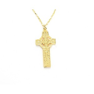 Gold Ogham Durrow High Cross