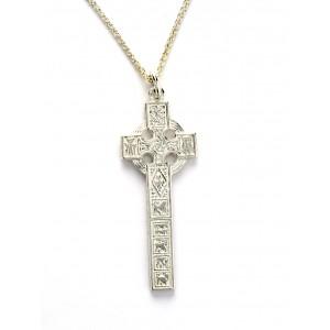 Silver Ogham Moone High Cross