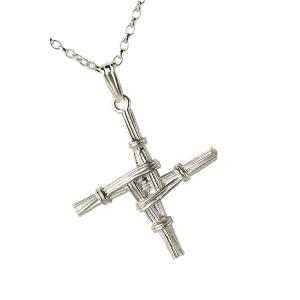 Mediuml Saint Bridgets Celtic Cross