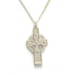 Silver Ogham Ahenny High Cross