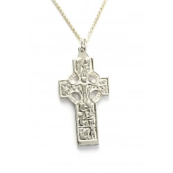 Silver Ogham Duleek High Cross