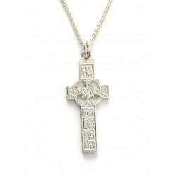 Silver Ogham Muiredeach/Monasterboice Small High Cross
