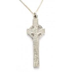 Silver Ogham Scriptures/Clonmacnoise High Cross