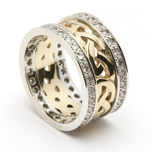 ijewelcadcom rings ring product engagement printed mount celtic knot by semi