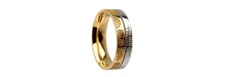 Faith Wedding Rings