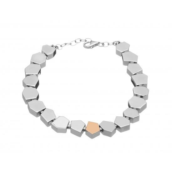 Irish Designed Celtic Bracelet | Irish Gold Element - One Stone | House of Lor