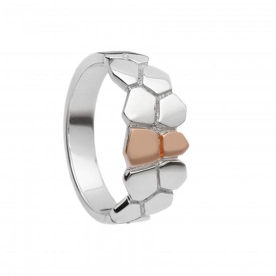 Irish Designed Celtic Ring | Irish Gold Element - One Stone | House of Lor