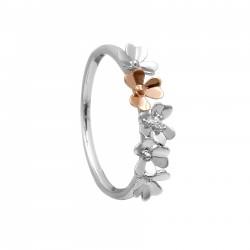 Irish Love Shamrock Ring