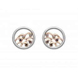Nineth Wave Irish Earrings