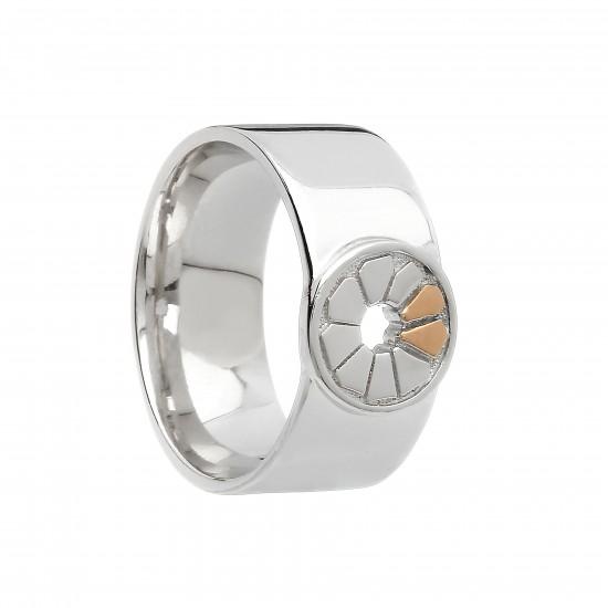 Oreon Two Stone Ring