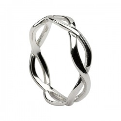 Silver Inifinty Ring
