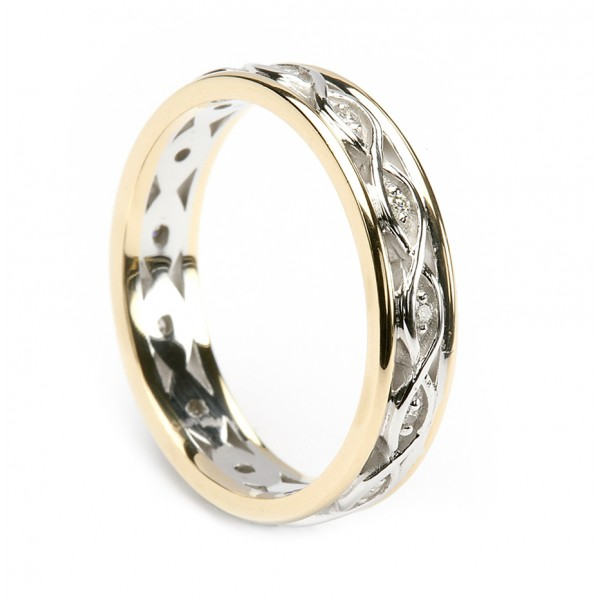 shop silver rings entwined large australia ring online jewellery collections zaffre
