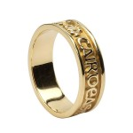 Love Loyalty Friendship - Irish Wedding Ring