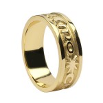 Bright Love of My Heart - Gra Geal Mo Chroi - Irish Wedding Ring