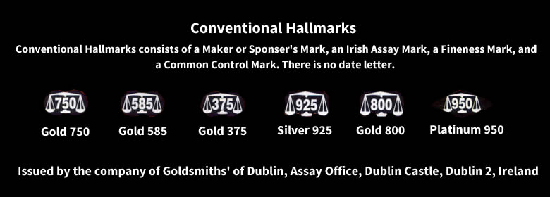 Irish-Hallmark-Fineness-information